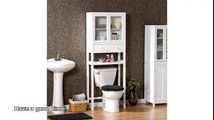 Space Saver Bathroom Vanity by Light Fresh Blue Bathroom With Soft White Finish Bath Cabinet And