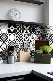 plaque adh駸ive cuisine smart tiles vintage bilbao 9 in w x 9 in h peel and stick self