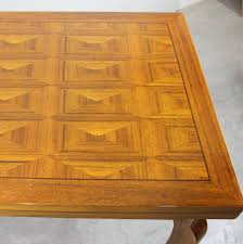 art deco french folding table for sale at pamono