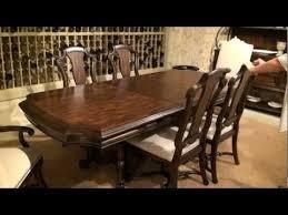 coronado rectangular dining table coronado rectangular double pedestal dining table by art furniture