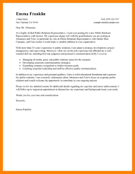 stunning corporate communications cover letter gallery podhelp