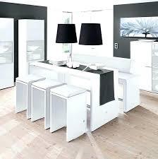 tables hautes de cuisine table haute cuisine avec rangement table cuisine avec rangement