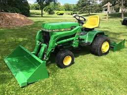81 best deere 318 lawn tractor images on
