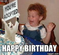 Funny Sister Birthday Meme - funny birthday memes for friends girls boys brothers sisters