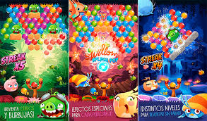 angry birds stella pop android exploits colored bubbles