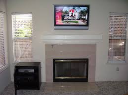 interior inspiring mounting tv above fireplace ideas mount images