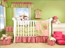 Pink And Green Nursery Decor Green Nursery Decor Baby Nursery Ideas Pink And Green