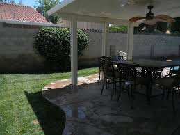patio cover lights low maintenance patio covers in the antelope valley and santa
