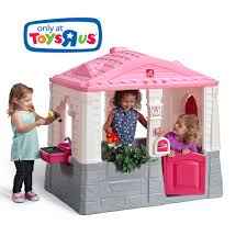 Happy Home Products Happy Home Cottage U0026 Grill Pink Retailer Exclusive Step2