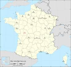 map of poitiers road map poitiers maps of poitiers 86000