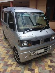 nissan clipper truck automart lk registered used nissan clipper van for sale at