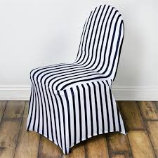 black and white chair covers striped spandex stretch banquet chair cover black white