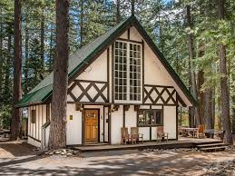 Chalet Style House Picturesque Tahoe City Chalet Guest House Vrbo