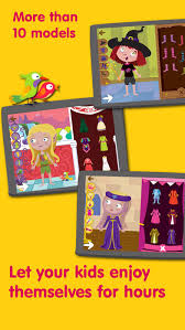 dress up characters dressing games for halloween on the app store