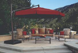 Best Cantilever Patio Umbrella Best Cantilever Patio Umbrellas Umbrella Flex Offset In
