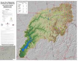Arkansas River Map Oklahoma Depends On Cherokee For Poultry Pollution Suit Daily Yonder