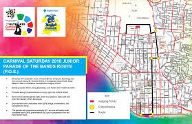 Ncc Map Republic Bank Junior Parade Of The Bands 2018