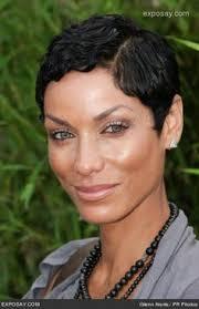 houston tx short hair sytle for black women nicole murphy short hair don t care pinterest nicole