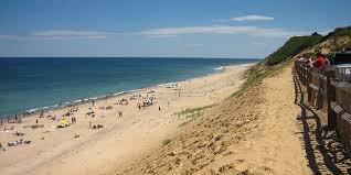 Blue Water On The Ocean Cape Cod - top 10 cape cod beaches bedandbreakfast com
