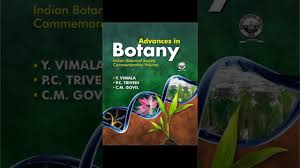 best books on botany youtube