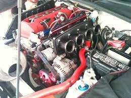 Honda Engines Specs Honda S2000 F20c Kαi K Tech Tuned Engine With Toda Itb Na