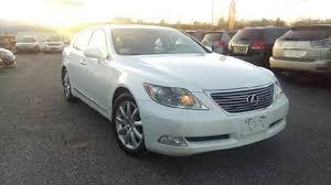 2007 lexus ls 460 sale lexus ls 460 for sale in massachusetts carsforsale com