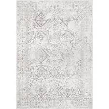 Shaw Living Medallion Area Rug Shaw Living Palace Kashan 6 Ft 5 In X 7 Ft 7 In Rectangular Red