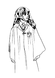 harry potter and the philosophers stone coloring pages coloring home