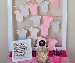 baby showers ideas baby shower ideas for a girl guest board 190642 w650
