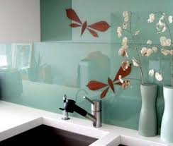 Painted Kitchen Backsplash Ideas Elegant Painted Kitchen Backsplash Designs Szsolar Net