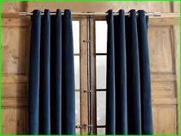 ikea merete navy blue window curtains 57x98