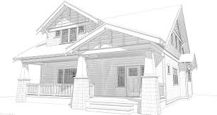 modern style home plans bungalow house plans bungalow company
