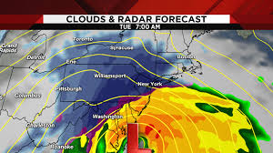 Weather Map Ny Metro Detroit Weather Forecast Snow Will Wind Down Tonight