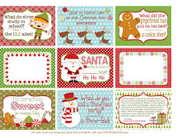 free printable christmas lunch box notes thepolkadotposie