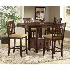 oval counter height dining table round counter height dining table set freedom to
