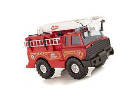Tonka 90219 Classic Steel Fire Engine Vehicle Ebay