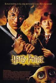 harry potter et le chambre des secrets affiche du harry potter et la chambre des secrets acheter