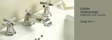 awesome kohler bathroom faucet bathroom sinks and vanities chrome