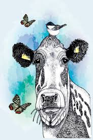 cow greeting cards greeting cards julie townsend studio