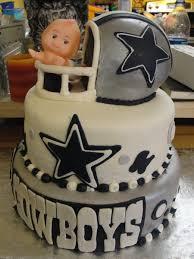 dallas cowboy babyshower cakecentral com