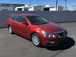 nissan altima 2015 red photos of a used 2015 nissan altima 4dsd at rocky u0027s mesa