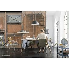 washington wallcoverings 102 in h x 126 in w distressed gray wagon wall mural