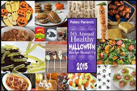 fifth annual healthy halloween recipe round up