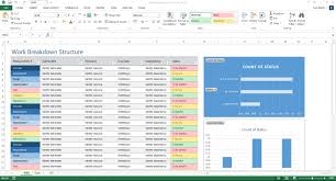 Excel Spreadsheet Project Management Scope Of Work Template U2013 Download Ms Word U0026 Excel Templates With