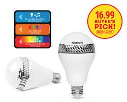 led light bulb speaker medion led light bulb speaker aldi usa specials archive
