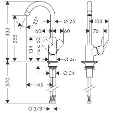design kã chenarmatur axor starck einhebel ka 1 4 chenarmatur zylindrischer griff