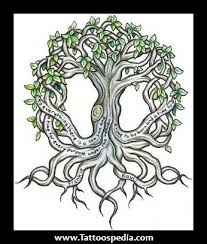 looking for the celtic tree of to start my sleeve