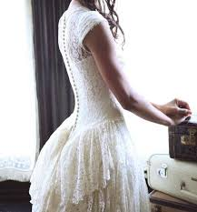 Vintage Lace Wedding Dress What A Beautiful Wedding Dress Love The Many Layered And Textured