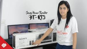 7 1 sony home theater system sony ht rt3 5 1 home theater sound system unboxing u0026 review youtube