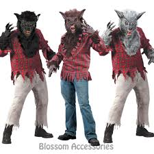 Halloween Monster Costumes by Cl132 Werewolf Halloween Costume Big Bad Wolf Man Animal Monster